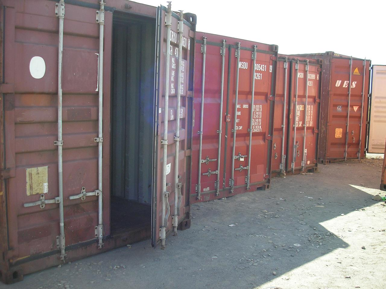 Achetercontainer occasion conteneur dernier voyage for Acheter des containers
