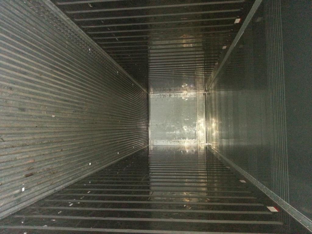 Container isolation conteneur dernier voyage for Isoler un conteneur