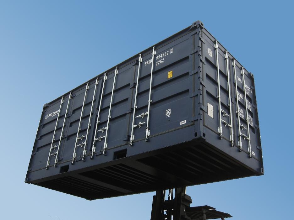 Conteneur dernier voyage achetez votre container ici le for Acheter container occasion